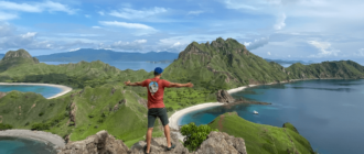 Янош Бачин - Коморские острова