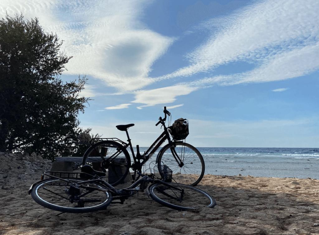 Побережье острова Гили Траванган